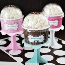 Edible Birthday Favors by Beau Coup Mazelmoments