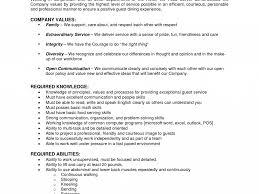 Catering Job Description For Resume Download Banquet Job Description Haadyaooverbayresort Com