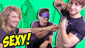 Challenge Smosh Touch My Challenge Squad Vlog