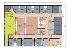 medical clinic floor plans designs of physical therapy departments google search therapy