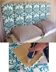 How To Make A Headboard With Fabric by 644 Best Diy Furniture Images On Pinterest Home Cabinet And