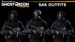 ghost mask army ghost recon wildlands how to make sas british s a s