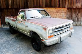 Dodge Ram Truck Model Years - 1985 dodge ram d350 prospector the dodge alpha