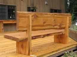 live edge bench furniture to make pinterest bench
