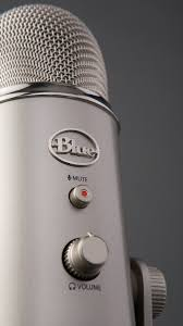 Desk Mic For Gaming by Blue Microphones Products Yeti