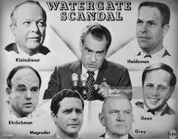 looking back haldeman advises nixon to pressure the f b i on