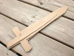 warrior rowena murillo cardboard pirate sword tutorial or