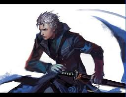 dmc5 vergil u0027s design coat or suit devil may cry 4 special