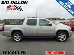 pre owned 2007 chevrolet avalanche ltz crew cab in lincoln