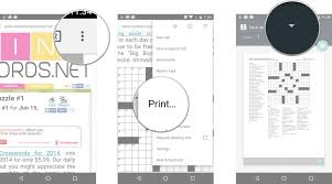 how to print on android how to print from your android phone or tablet android central