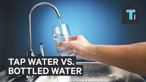 Drinking Faucet Water Safe Tap Water Might Be Better Than Bottled Water Youtube