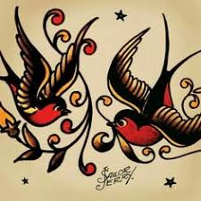 meanings swallows anchors sharks sailor jerry