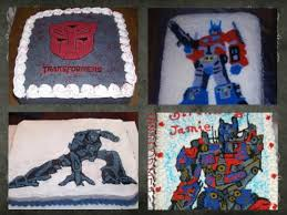 transformers cakes transformers cakes http www cake decorating corner