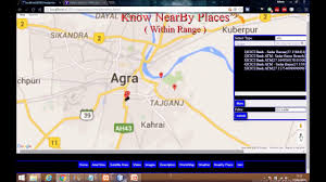 Map Javascript Google Maps Javascript Api Tutorial Search And Find Near By