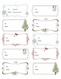 gift labels gift certificate template free template for publisher