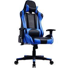 fauteuil de bureau dossier inclinable chaise de gaming pivotante à dossier inclinable fauteuil de bureau