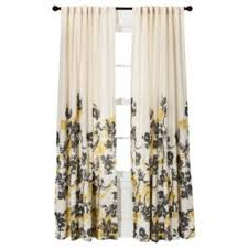 Yellow Gray Curtains Yellow Curtains For Bedroom Curtains Bedroom Or Living Room White