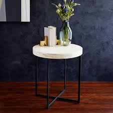 Martini Side Table by Bone Side Table West Elm Au