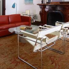 wassily poltrona knoll marcel breuer wassily chair modern planet