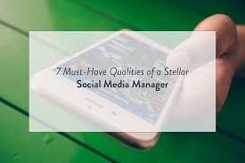 Characteristics Of A Good Resume The Characteristics Of A Spectacular Social Media Manager
