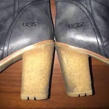 womens ugg denhali boots s ugg shoes combat moto boots on poshmark