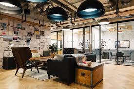 Loft Works 5 A Tour Of Wework Paddington Officelovin U0027