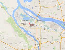 Portland Oregon Crime Map by Neighborhood U0026 Directions New Columbia Apartments