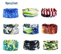 bandana wristband kalily 16 in 1 sweatband headband bandana protective multi use