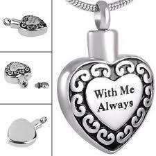 ashes pendant pendant for ashes ebay