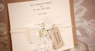 wedding invitation wedding invitations diy suitable fabric
