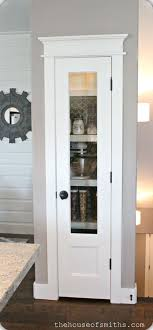 Pantry Closet Doors Best 25 Small Kitchen Pantry Ideas On Pinterest Simple In Closet