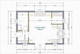 Cabin Floorplan 18 U0027 By 26 U0027 Cabin Small Cabin Forum
