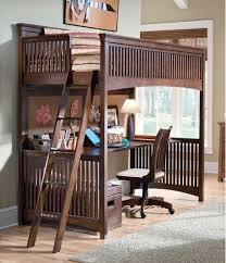 Bunk Bed With Desk Ikea Bunk Beds Loft Bed With Desk Ikea Metal Loft Bed With Desk And