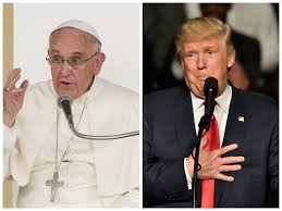 trump pope francis pope francis gave trump a copy of his climate change encyclical