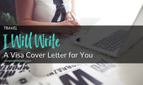 schengen visa sample cover letter and letter writing services