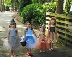 Toddler Dorothy Halloween Costume Wizard Oz Halloween Costume Dorothy Tin Man Lion