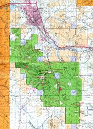 Montana Hunting Maps by Buy And Find Idaho Maps Bureau Of Land Management Hunting Units