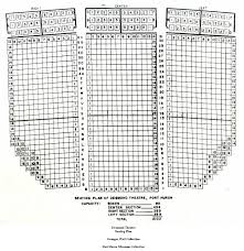 chicago theater floor plan thomas alva edison before he belonged to the world he belonged
