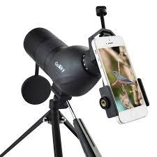 spotting scope window mount products gosky optics part 2