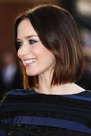 best haircolors for bobs 24 ombre hair color styles for short hair 5 emily blunt