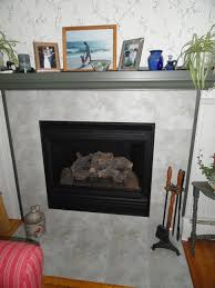 home decor fireplace insert installation contemporary pedestal