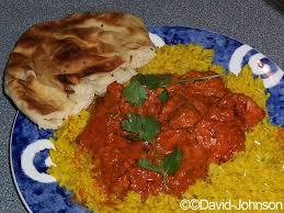recette facile économique le poulet tikka masala recette