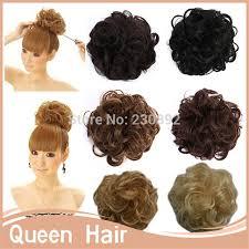 hair in a bun for women over 50 50pcs lot q7 messy buns scrunchie donut hair bun hair pad women