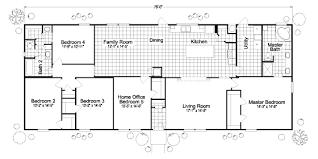 5 Bedroom Mobile Home Floor Plans 5 Bedroom Mobile Home 7 Floor Plans 6 Double Wides Lrg