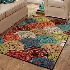 better homes and gardens swirls area rug beige home outdoor