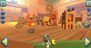 Toy Story Andys Bedroom Toy Story Smash It Given To Gaming