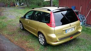 peugeot 206 sw xs 1 6 station wagon 2004 used vehicle nettiauto