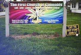 how the first church of cannabis got serious narratively