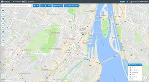 Leaflet Google Maps How Do I Change The Google Maps Overlay Piinpoint Help Center