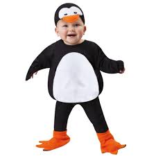 Halloween Costume Feet Totally Ghoul Penguin Vest Infant Halloween Costume Size 1t 2t